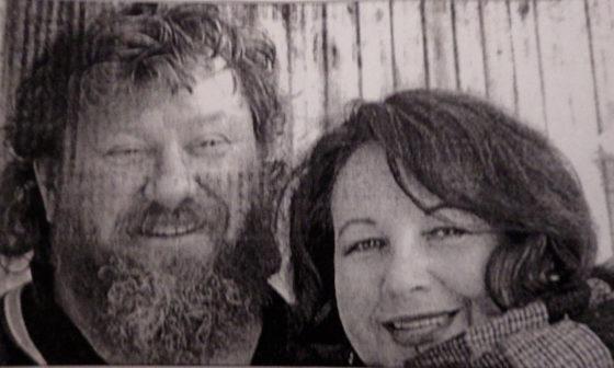 Theresa and Steve Rickard